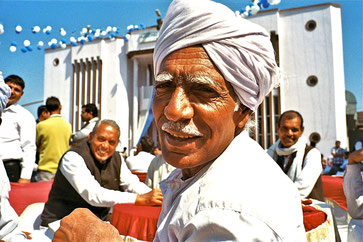Rad - Nordindien 2012: Delhi-Agra (Tja Mahal) - Jaipur