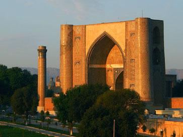 Rad - USBEKISTAN 2012: Taschkent - Samarkand - Buchara - Fergana Tal