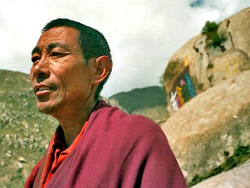 Rad - Tibet 1987: Teil 2 - Lhasa - Potala - Klöster Sera und Trepung