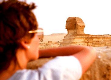 Rad - ÄGYPTEN 1982 - Luxor - Assuan - Abu Simbel