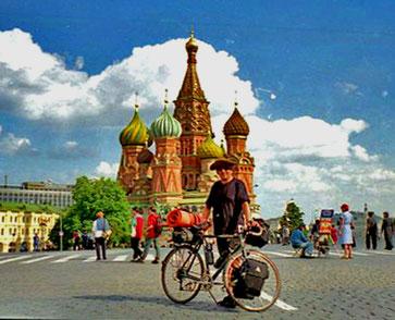 Rad - RUSSLAND 1998: Warschau - Minsk - Smolensk -Moskau - Petersburg