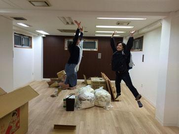 内装の完成!!