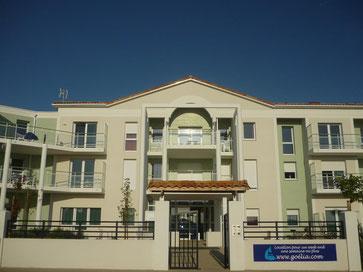 LMNP Nantes- résidence tourisme Saint Gilles