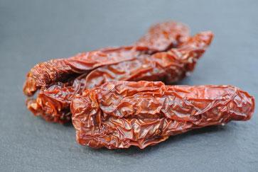 Getrocknete Tomaten für den Brotaufstrich Tomatenbutter