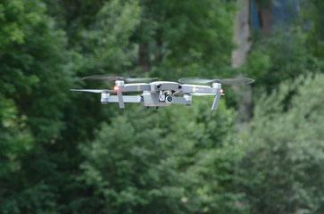 DJI ist Marktführer im Bereich der Drohnen (Foto:nadisna/Pixabay)