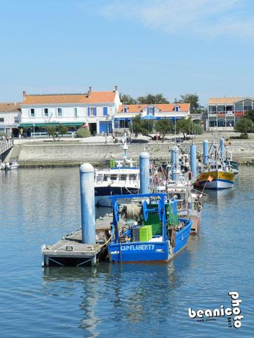 Port de la Cotinière - Ile d'Oléron - Béanico-Photo