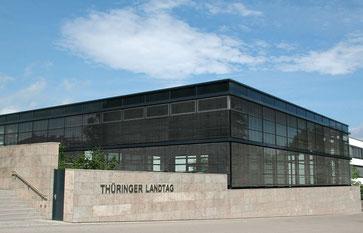 Thüringer Landtag (Foto: TomKidd/Lukas Götz)