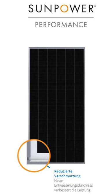 SunPower: neues Perfomance 3 Modul