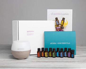 doterra Home Essentials Kit Neu 2018, Terraoele, doterra oele online bestellen