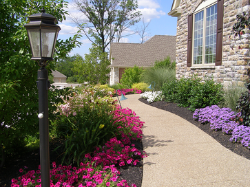 Landscape Helps Add Value to Home