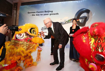 Executive Search Team in Beijing - Expansion German Centre Beijing, China