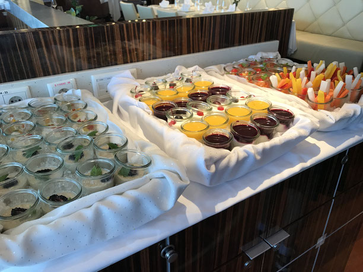 Mini-Buffet im Rossini