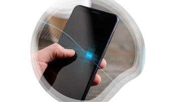 Phone with eSIM Technology