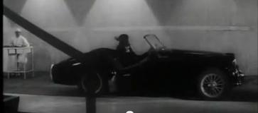 """Scena tratta dal film """"La Dolce Vita"""""""