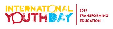"""Internationalen Tag der Jugend  2019 Motto """"Bildung verändern""""  Bild: UN"""