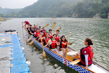 Dragon Boating Team Building Asia