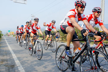 Road Cycling Tours in Taiwan, Thailand and Asia