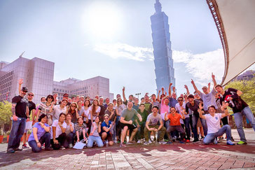 Corporate Team Building Event and Programs throughout Taiwan, Thailand and Asia