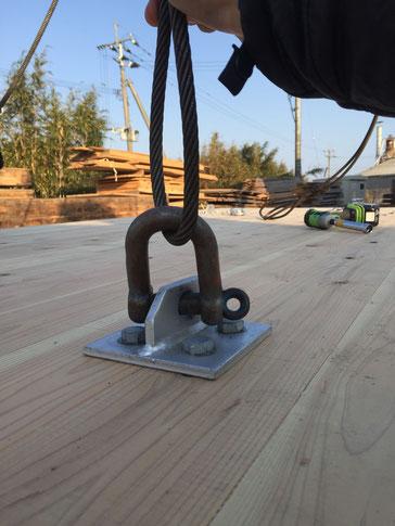 山佐木材製作 吊り金具(ボルトどめ)