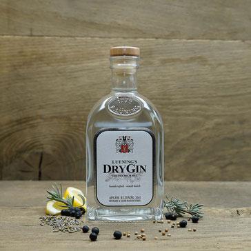 Dry Gin, Ritterguts Manufaktur, Sulingen, Destille, Lünings