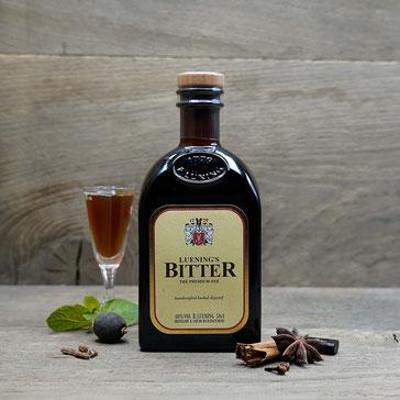 Bitter, Magenbitter, Ritterguts Manufaktur, Sulingen, Destille, Lünings