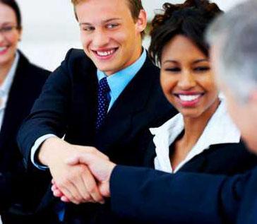 Händeschütteln, Business, Wikifolio Sparplan Social Trading