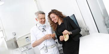 Ear Acupuncture | Dental practice Dr. Becker Zurich