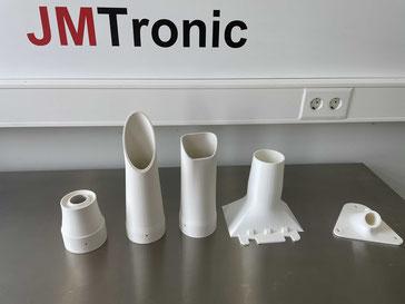 3D - Adapter und Formteile