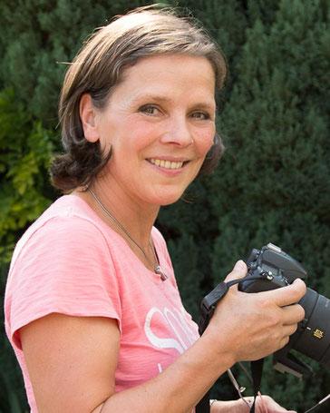 Martina Weise, Dozentin beim Foto-Workshop in München