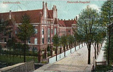 Heinrichstift 1904