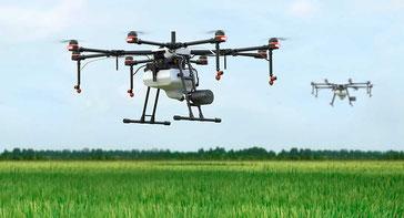 Drones para fumigacion