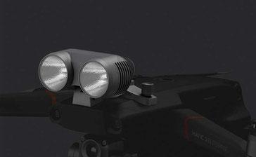 Luces led de alta potencia para Mavic 2 Enterprise Advanced