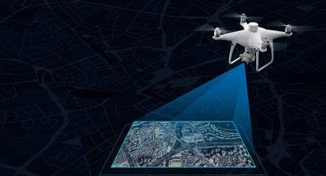 Drones para topografía aérea, mapee y obtenga toda la información de su proyecto, contáctenos ahora