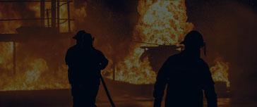 Drones Profesionales coadyuvan en la lucha contra incendios | Drones para Seguridad Pública