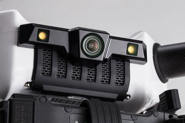 Agras MG 1P | Drones para Fumigar con cámara de video maximizan la seguridad del aeronave