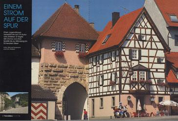 Fachwerk-Kleinod Mühlheim und Donau-Durchbruch nahe Kelheim