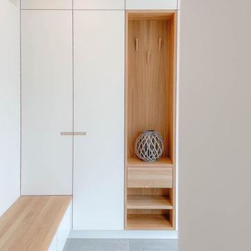 bauzeit berlin, einbaumöbel, Maßanfertigung, Möbel, Holz,Bauleitung, Wohnungsumbau, Grundrissänderung und Innenausbauten