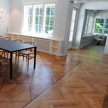 bauzeit berlin GmbH, Bauleitung und Gesamtumsetzung, stilvoller Umbau der Wohnung, komplette Grundrissänderung und Innenausbauten