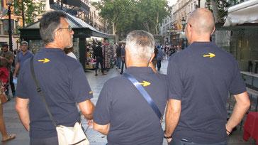 Рамблас. Барселона
