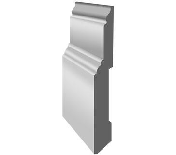 mdf baseboard TMS-58714-2B