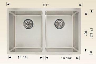 bosco kitchen sink 208013