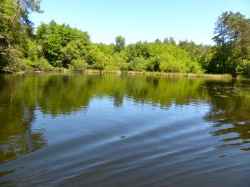 pêche privée en Limousin