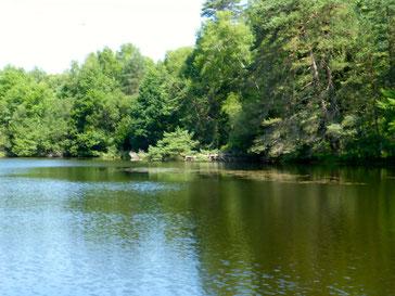 pêche privée en Corrèze