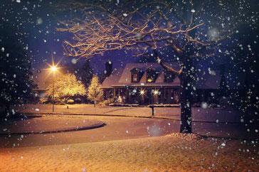 Neue Wintergedichte: Weißer Morgen