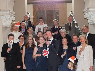 Hochzeit Melanie und Nikolas Lubbe, standesamtliche Trauung