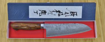 Küchenmesser Santoku GCUS-170SA