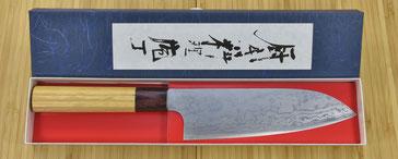 Küchenmesser Santoku GSD-165SA-KE