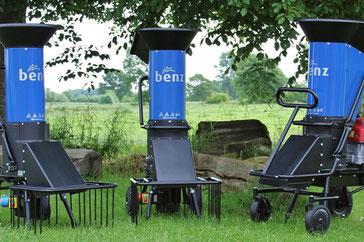 Benz Gartenhäcksler