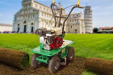 Maschinen zur Bodenbearbeitung