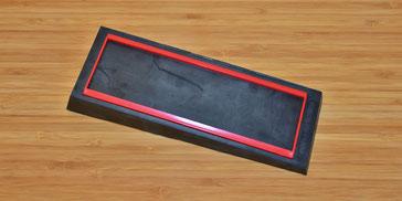 Gummifuss zu japanischem Kombi-Schärfstein 1000/6000